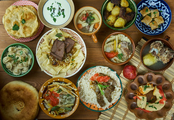 Kyrgyz cuisine