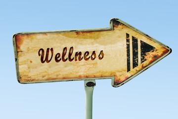 Schild 328 - Wellness