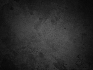 Blank marble grunge texture dark background