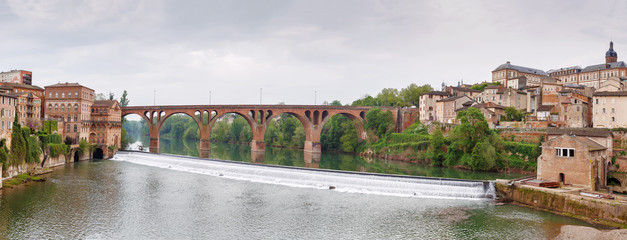 Bridge in Albi, France