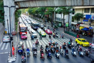 バンコク 都市景観