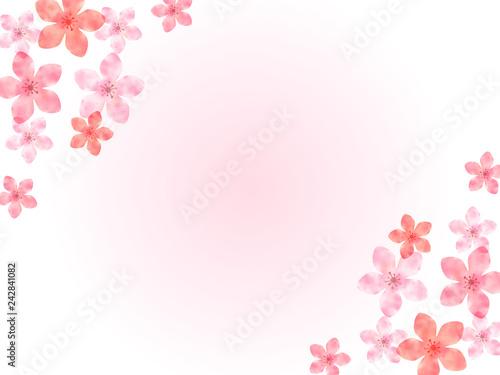 桃の花の背景イラスト Stock Image And Royalty Free Vector Files On
