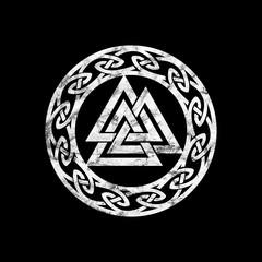 Valknut Odin Symbol