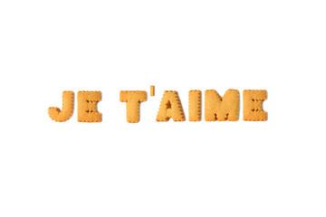 Αποτέλεσμα εικόνας για biscuits je t aime maman
