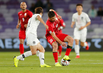 AFC Asian Cup - Kyrgyzstan v South Korea - Group C
