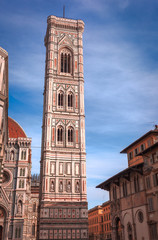 Giotto's Campanile, Florence, Italy