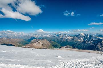 mountain Caucasus