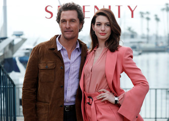 """Serenity"" movie photocall in Marina del Rey"