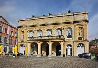 Theater in Namur. Belgium