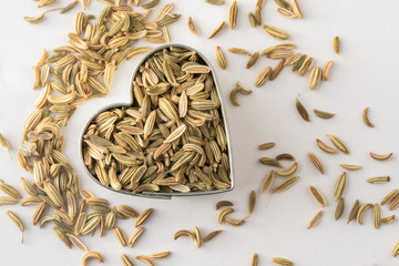 I love fennel seeds