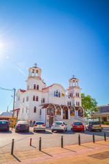 Greek orthodox Church in Paralia Katerini,  Greece