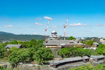 Fotomurales - 都市風景 熊本市