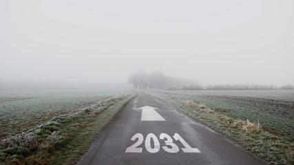 Schild 402 - 2031