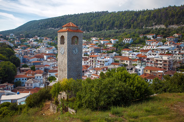 Old Clock Tower in Ulcinj