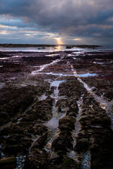 Low tide sunrise, Douglas, Isle of Man