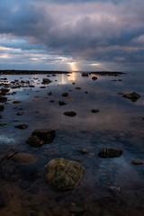 Low tide, Douglas, Isle of Man