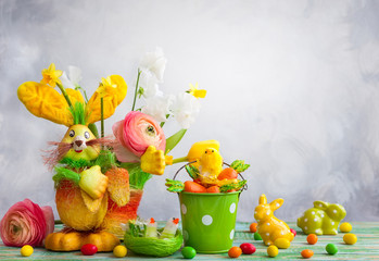 Easter holiday decoration