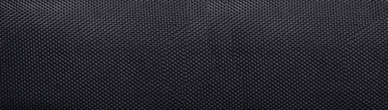 Dark black geometric grid metal background, Modern dark abstract  texture