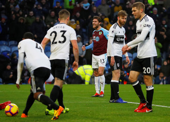 Premier League - Burnley v Fulham