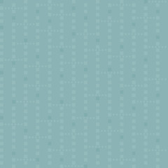 Seamless pattern of squares in vertical and horizontal lines. Simple flat design. Easy to edit colors in Illustrator.
