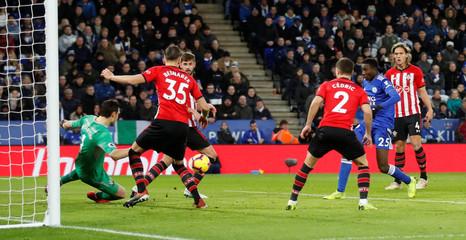 Premier League - Leicester City v Southampton