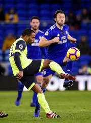 Premier League - Cardiff City v Huddersfield Town