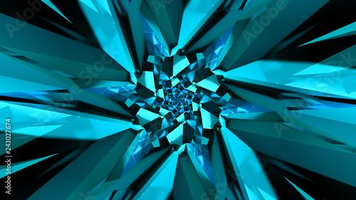 Dmt entity dream of falling alien life blue beautiful vortex