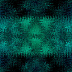 dark teal background with stripe for copy space