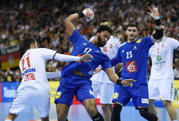 IHF Handball World Championship - Germany & Denmark 2019 - Group A - France v Serbia