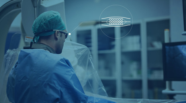 cardiology stent angioplasty endovascular treatment
