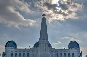 Astronomer's Monument - Los Angeles, California