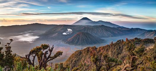 Bromo Mount Volcano, Indonesia