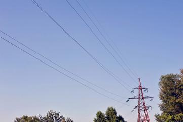 Воздушные линии электропередачи как объекты движимого и недвижимого имущества
