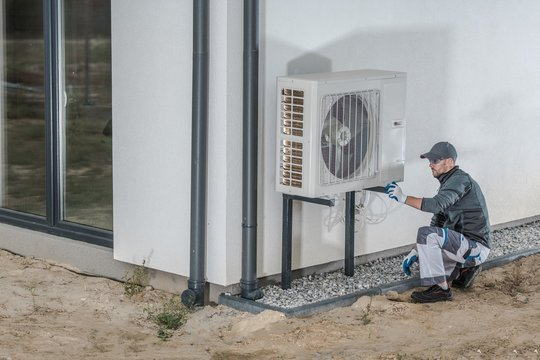 Heat Pump Installation Project