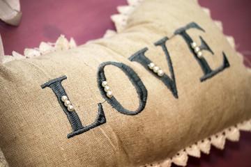 Love Craft Cushion