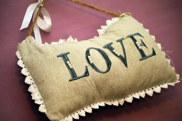 Love Craft Cushion