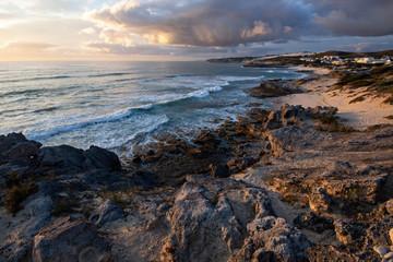 Sunrise at Arniston Beach, South Africa