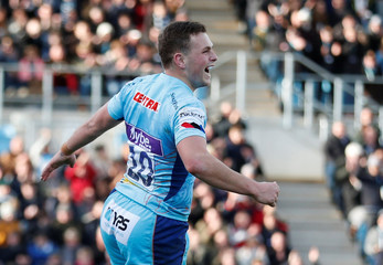 European Rugby Champions Cup - Exeter Chiefs v Castres Olympique