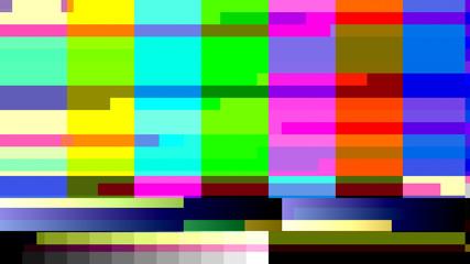 Glitch random digital signal error 10909