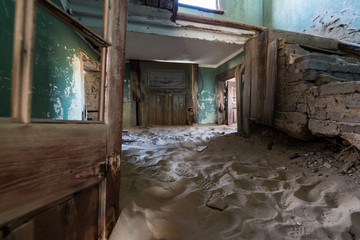 Kolmanskop The Ghost Town of Namib Desert namibia desert