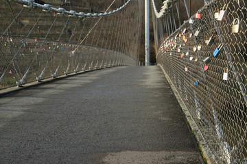 Fußgängerbrücke Max Eyth See