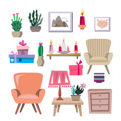 Collection interior elements4