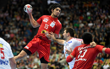 IHF Handball World Championship - Germany & Denmark 2019 - Group B - Croatia v Japan