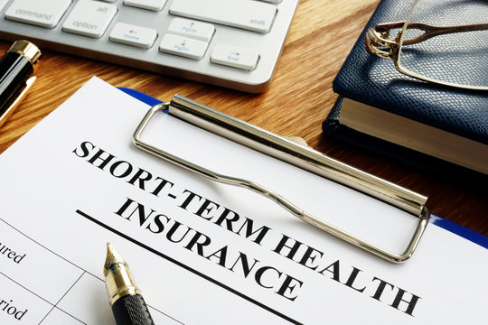 Short-term health insurance or Short Term Medical STM.