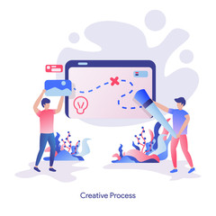 illustration Creative Process