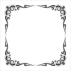 Frame Border Design, Decorative Design