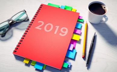 Agenda 2019 - Jahresplan