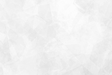 Light Silver, Gray polygon abstract template
