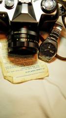 Old Camera Retro Style