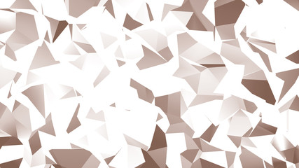 Background from polygons. Abstract background pattern.